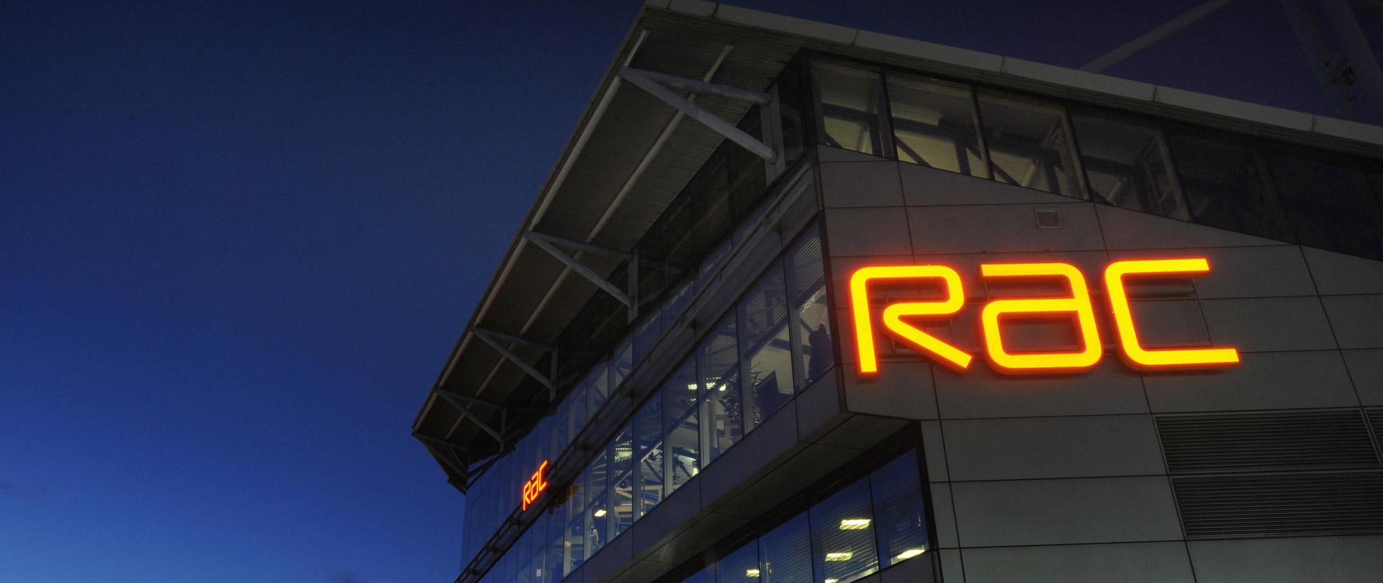 Rac Sign Image
