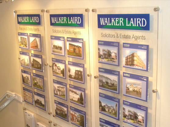Property Displays shot